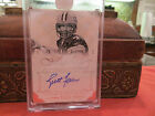 Panini Flawless Autograph Greats Packers Auto Brett Favre 07 25 2014
