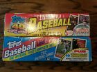 1991 & 1992 Topps Complete BASEBALL Card FACTORY SEALED Box Set Rookies