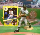 1991 BARRY BONDS - Starting Lineup - SLU - Figure Card & Coin - PITTSBURGH