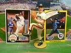 1990  STEVE BEDROSIAN - Starting Lineup - SLU - Figure & Two  Cards -S.F. GIANTS