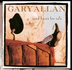 Used Heart for Sale ~ Allan, Gary CD NEW SEALED Cracked Case