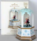 2007 WALTZING ON AIR Treasures and Dreams NEW Hallmark Ornament MUSIC BOX NICE