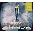 KARMAKANIC - IN A PERFECT WORLD (SPECIAL ED)  CD EXTRA NEW+ PROGRESSIVE ROCK
