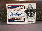 Panini Flawless Ruby Autograph Jersey Seahawks Auto Steve Largent 10 15 2014