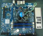 Intel DP55WB Core i7 i5 i3 Micro ATX LGA1156 P55 1156 Motherboard With I O Plate