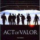 ACT OF VALOR/OST  CD NEW+ VARIOUS SOUNDTRACK KEITH URBAN JAKE OWEN++++++