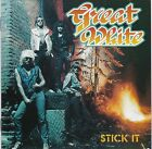 Great White – Stick It RARE NEW CD! FREE SHIPPING!