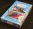 Topps Journey to STAR WARS: The Force Awakens SEALED Hobby Box w 2 hits per box