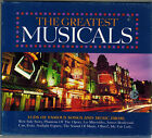 Various Artists - The Greateast Musicals - 3CD BOX SET