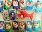 TY BEANIE BABIES LOT/PINCHERS/PEANUT/RETIRED/MCDONALDS GIVEAWAY/VINTAGE/RARE/HTF