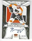 2012-13 Panini Rookie Anthology Hockey Silhouette Guide 92