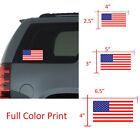 American Flag bumper sticker decal 5 military tactical USA US VINYL