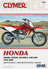 Clymer Repair Manual Honda XR80R CRF80F XR100R CRF100F M222 ATV 70-0222