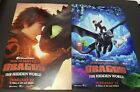 How To Train Your Dragon 2 (2019) 11 X 17 Movie Poster *NOT REPRINTED*