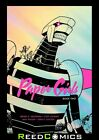 PAPER GIRLS VOLUME 2 DELUXE EDITION HARDCOVER New Hardback Collects Issues 11 2