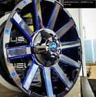 4 New 20 Wheels Rims for Ford Excursion 2000 2001 2002 2003 2004 2005 Rim 3961