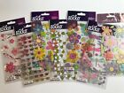 Flowers Bees Scrapbooking Stickers Lot Sticko Dragonfly Spring Garden Easter