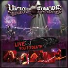 Vicious Rumors - Live You to death CD #74485
