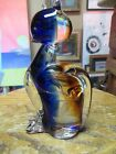 Large Murano Rubelli Signed Art Glass Cat Limited 399 750
