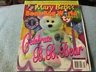 TY BEANIE BABY Babies - Mary Beth's Bean Bag World Magazine October 1999 Vol. 2