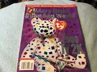 TY BEANIE BABY Babies - Mary Beth's Bean Bag World Mag January 2000 feat. Ty 2K