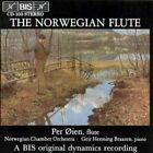 Norwegian Flute, The (Tonnesen, Norsk Kammerorkester, Oien) CD NEW