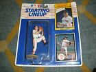 STARTING LINEUP 1990 ROGER CLEMENS KENNER WITH ROOKIE CARD