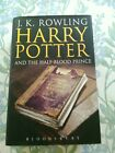 J K ROWLING  RARE MISTAKE 1ST EDITION HARRY POTTER AND THE HALF BLOOD PRINCE