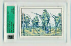 2013 Famous Fabrics Ink Horrors of War II Trading Cards 18