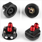 Oil Filter Relocation Male Sandwich Fitting Adapter Turbo Kit Accessories 2Pcs