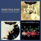 HENRY PAUL BAND-COMPLETE ATLANTIC RECORDINGS (2CD) CD NEW