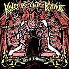 KNOCK OUT KAINE-CRUEL BRITANNIA CD NEW