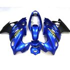 Fits Suzuki Katana GSX750/600F 2005-2006 ABS Fairing Bodywork Kit Black+Blue