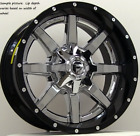 4 New 20 Wheels Rims for Ford Excursion 2000 2001 2002 2003 2004 2005 Rim 3979