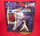 2000 Ken Griffey Jr Kenner Starting Lineup Extended Series With Card New