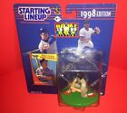 1998 Mark McGwire Kenner Starting Lineup Home Run History With Card New