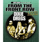 DIXIE DREGS From The Front Row Live DVD-AUDIO RARE OOP STEVE MORSE