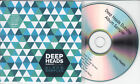 DEEP HEADS Dubstep Volume 1 Album Sampler UK 6-trk promo test CD Geode Congi