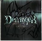 DERRINGER 1976 - FULLY SIGNED Rick Kenny Aaronson Danny Johnson Appice AUTOGRAPH