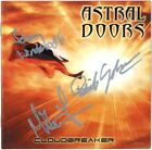 ASTRAL DOORS Cloudbreaker JAPAN Nils Patrik Johansson +2 OBI CD Autograph SIGNED