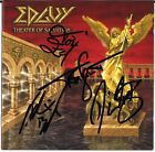 EDGUY Theater of Salvation, TOBIAS SAMMET Avantasia Metal Opera Autograph SIGNED