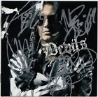 THE 69 EYES Devils FULLY SIGNED Jyrki 69 Jussi Timo Bazie Archzie CD / AUTOGRAPH