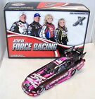 124 2013 ACTION NHRA FUNNY CAR TRAXXAS PINK COLOR CHROME COURTNEY FORCE 1 246