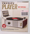 Crosley Player Turntable with USB Connection Convert Vinyl to Digital