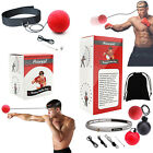US Boxing Training Fight Speed Ball Reflex Reaction Punch Combat Muscle Exercise