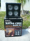 Roland Micro Cube Bass RX portable amplifier for Fender Gibson Ibanez