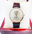 1962 Jaeger-Lecoultre Vintage Mens Master Mariner Automatic Watch - 14k Gold