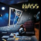 MASS - WHEN 2 WORLDS COLLIDE   CD NEW+