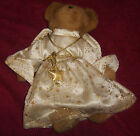 BOYDS BEAR TJ's Collection ARIANA ANGELWISH Teddy Bear USED Valentine's toy gift