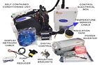 Marine Air Conditioner 42K BTU AC DC W Inverter pump and Digital Control